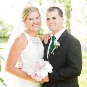 Logan and Danica wedding