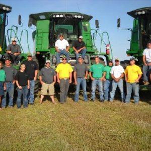 Harvesting Crew USA