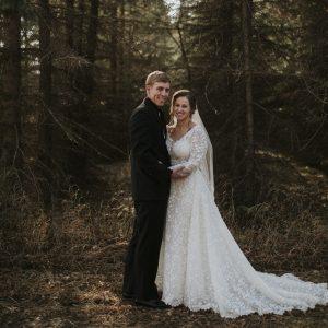 Ken and Shania wedding